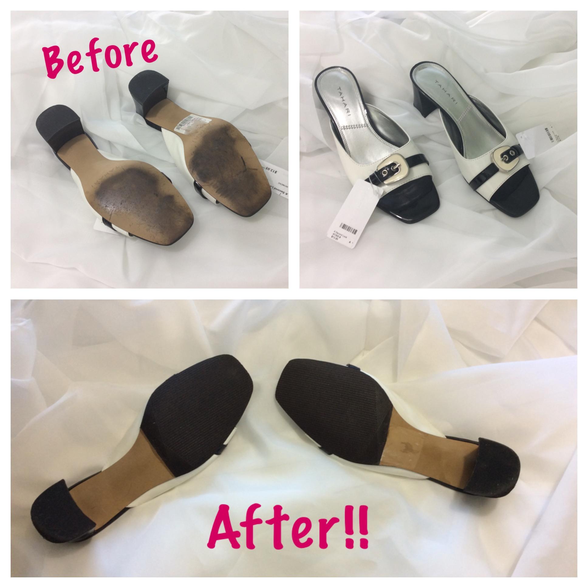 Shoe cobbler