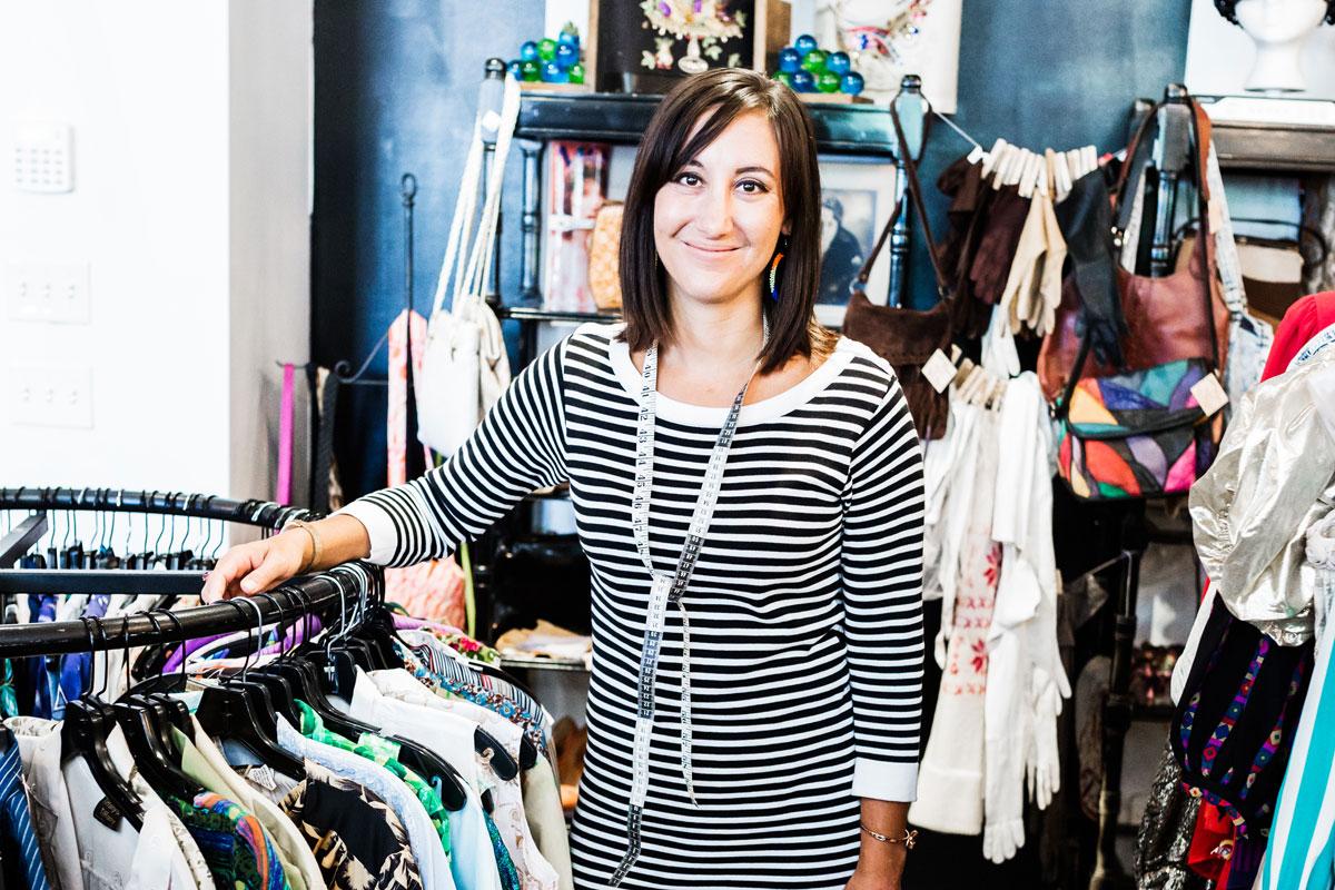 Meet Loren North, personal stylist