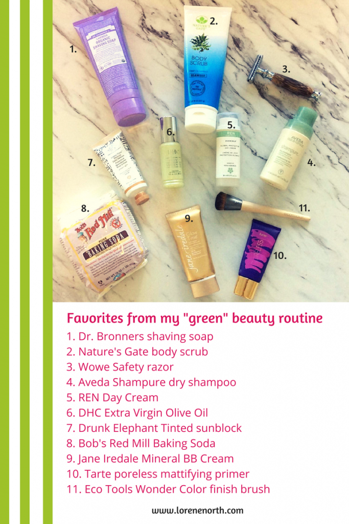 Green Beauty Essentials