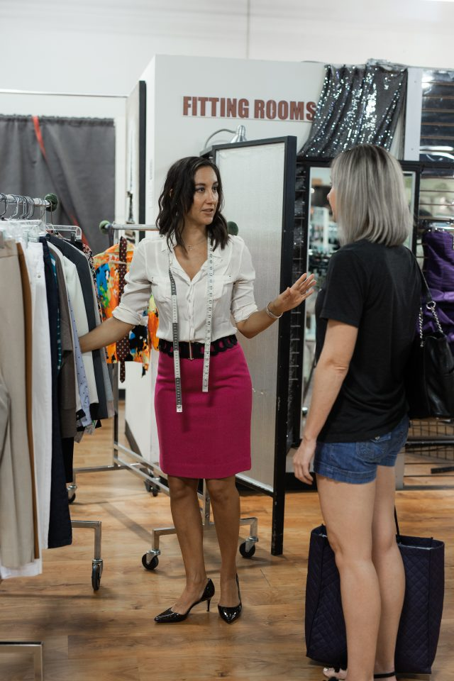 Personal Shopping with Loren North